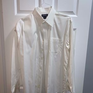 Lands' End, white dress